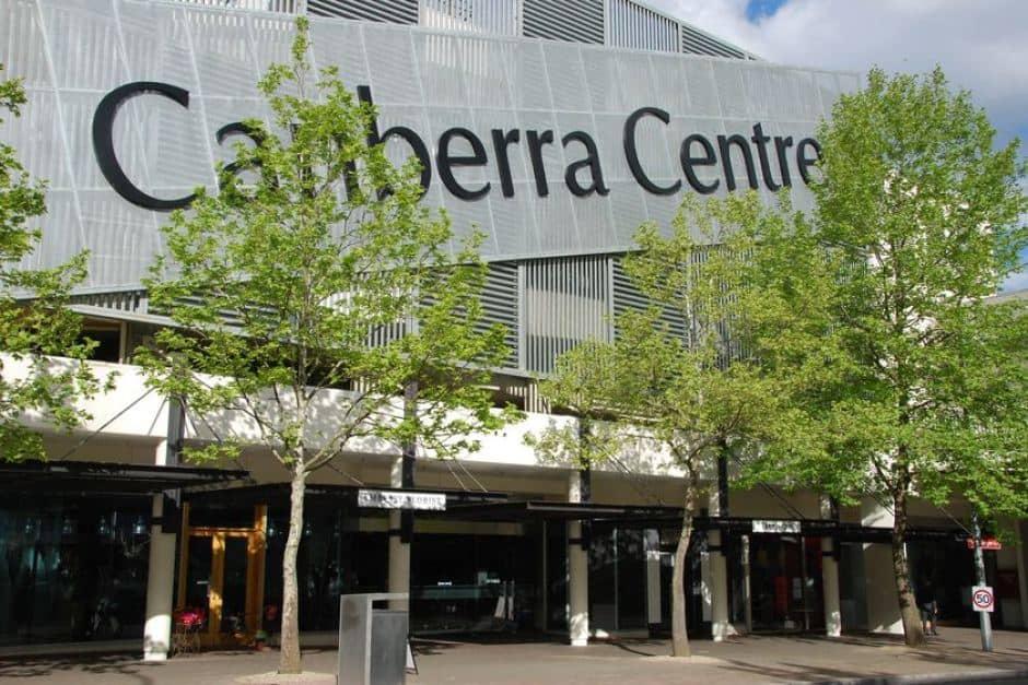 Einkaufen in Canberra
