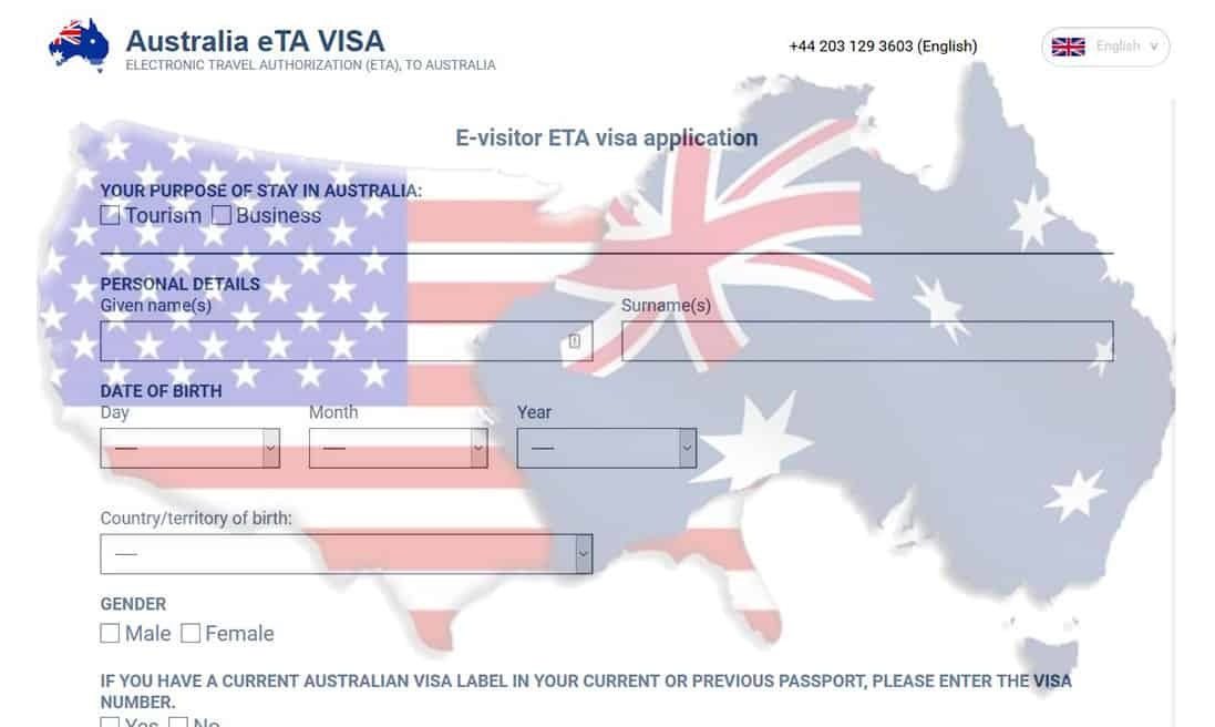 Australian Visa For Us Citizens Apply Online From Usa