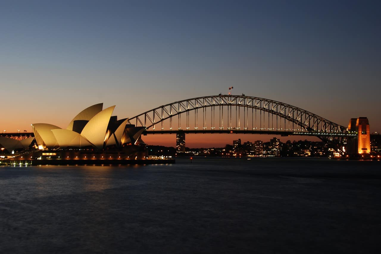 Australian working holiday visa requirements