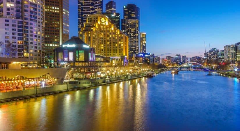 What language is spoken in Australia