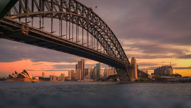 How long can a US citizen stay in Australia without a visa