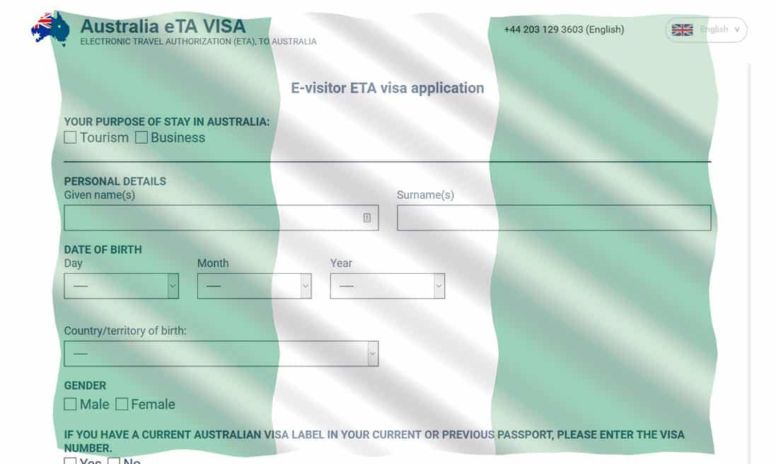 Australian Visa Application In Nigeria Requirements For Nigerian Citizens