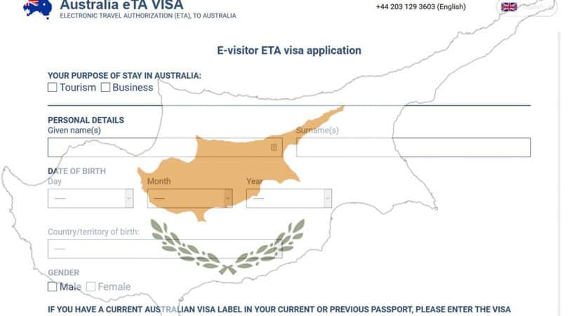 Australian Visa for Cypriot Citizens