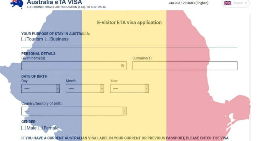 Australian Visa for Romanian citizens