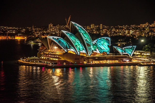 Australien Urlaub Visum